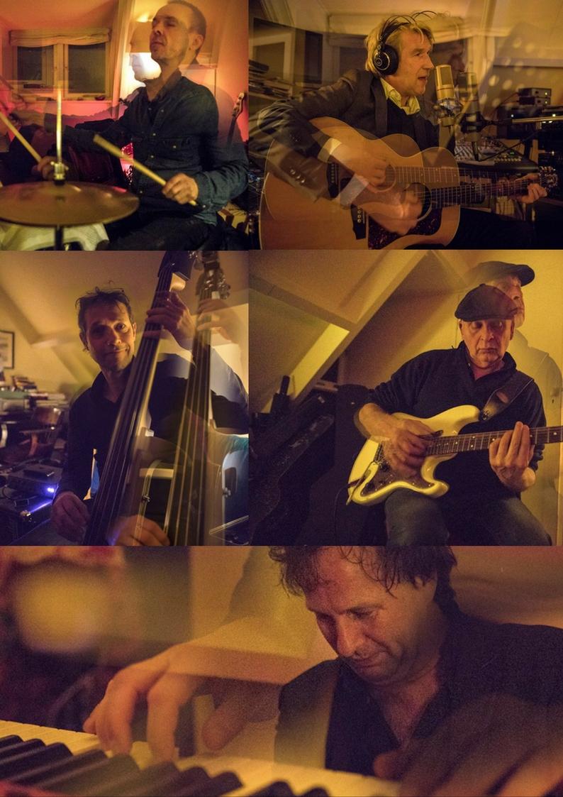 Band Frank Boeijen 2017