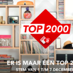 Stemmen voor de Top2000